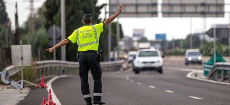 Carnet Puntos Refomar Recuperar Guardia Civil Control