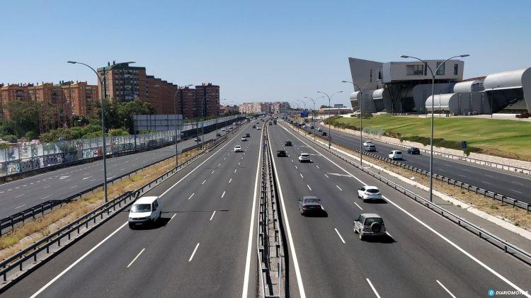 Carretera Autovia A7 Malaga 01