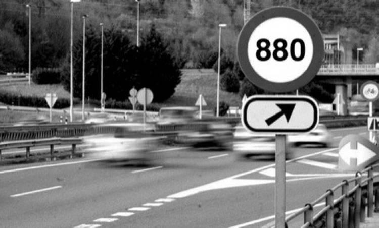 Sorprendente multa por exceso de velocidad: conductor brasileño a 880 km/h