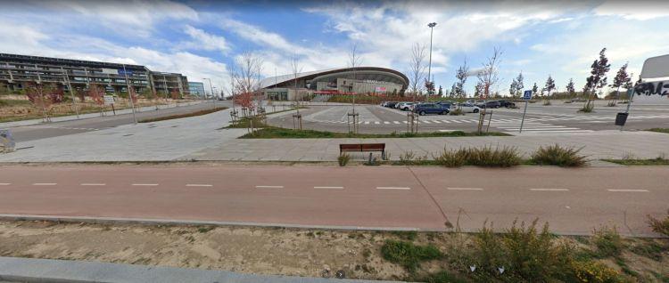 Carril Bici Madrid Wanda Metropolitano