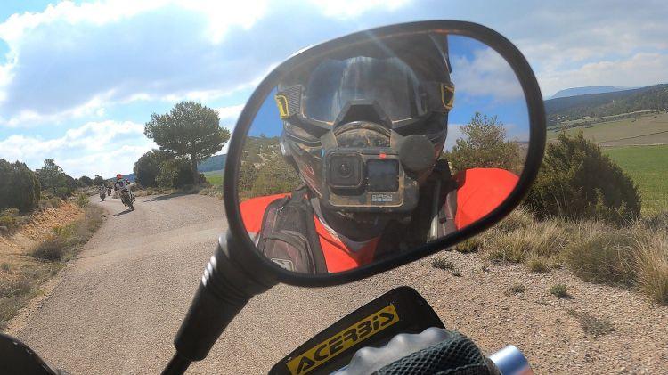 Casco Gopro Rally Aragon