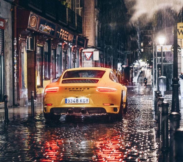 Catadioptricos Porsche 911