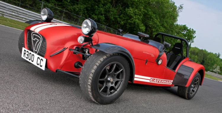 Caterham R300