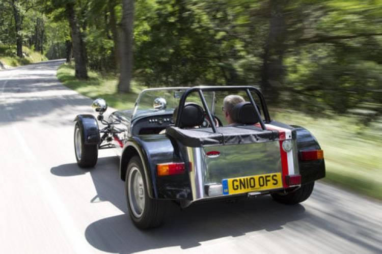 Caterham Seven Roadsport 125 Monaco Edition