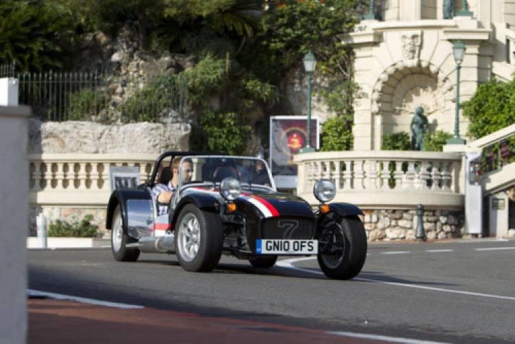 Caterham Roadsport 125 Monaco Edition