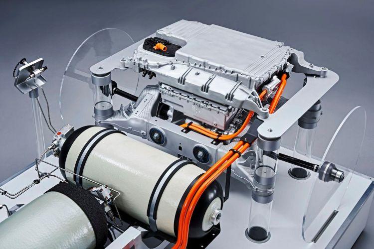Celula Combustible Hidrogeno Bmw 10