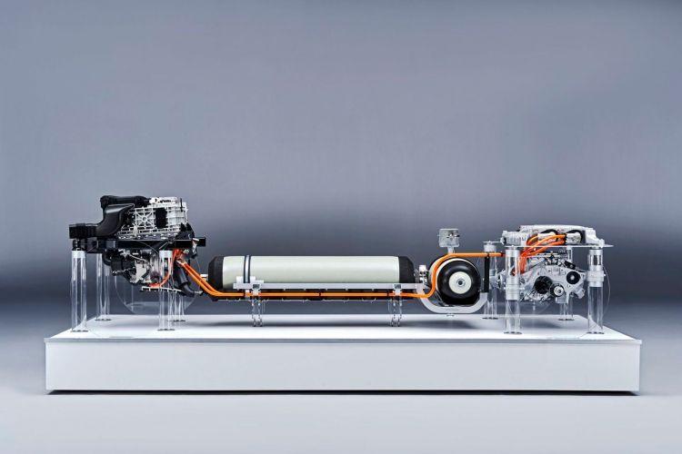 Celula Combustible Hidrogeno Bmw 1