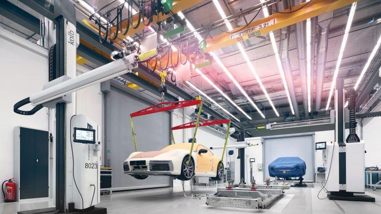 Centro Desarrollo Weissach Porsche 01