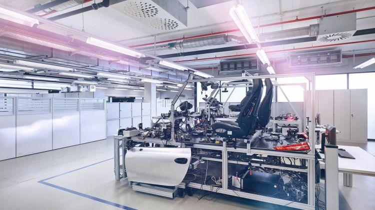 Centro Desarrollo Weissach Porsche 15