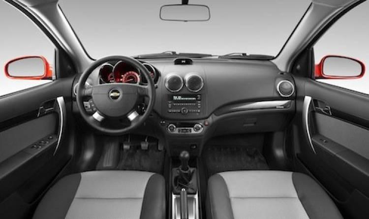 Chevrolet Aveo 2011 Se Desvela El Cinco Puertas Con Su Peculiar