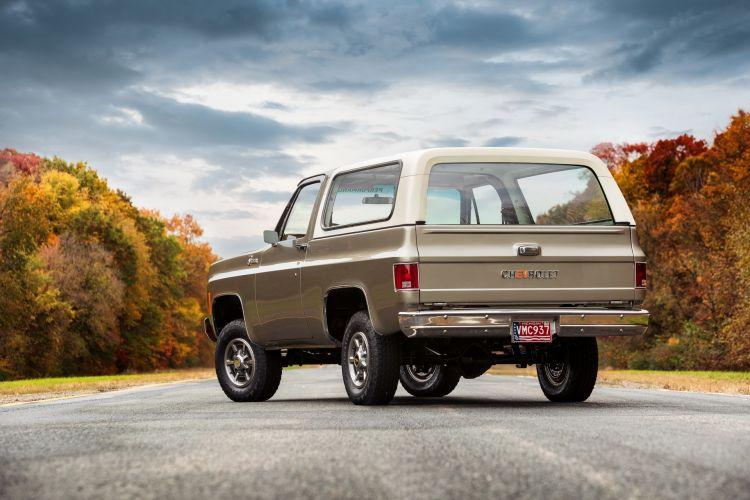 Chevrolet Blazer Electrico 2