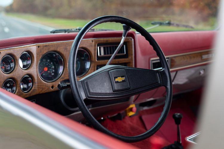 Chevrolet Blazer Electrico 6