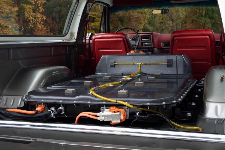 Chevrolet Blazer Electrico 8
