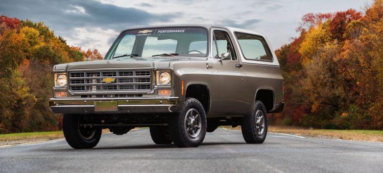 Chevrolet Blazer Electrico P