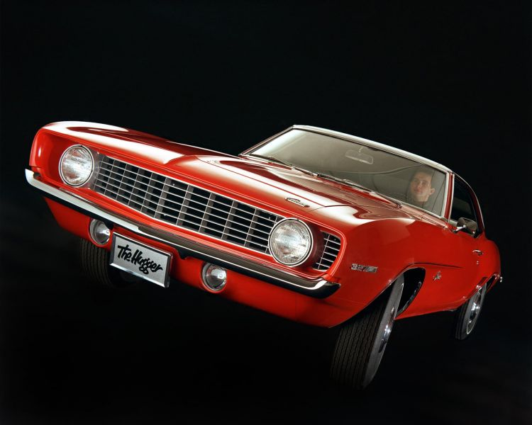 1969 Chevrolet Camaro Hugger