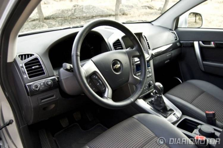 Chevrolet Captiva 2.2 VCDI 163 CV LT
