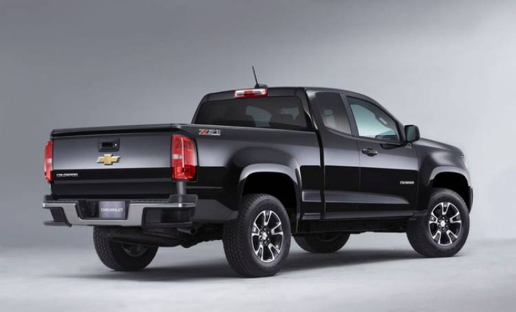 Chevrolet Colorado, así es la nueva pick-up media de Chevrolet para Estados Unidos