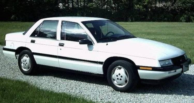 Chevrolet Corsica 94