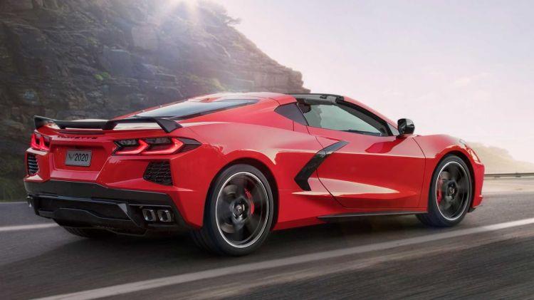 Chevrolet Corvette 2020 0719 005