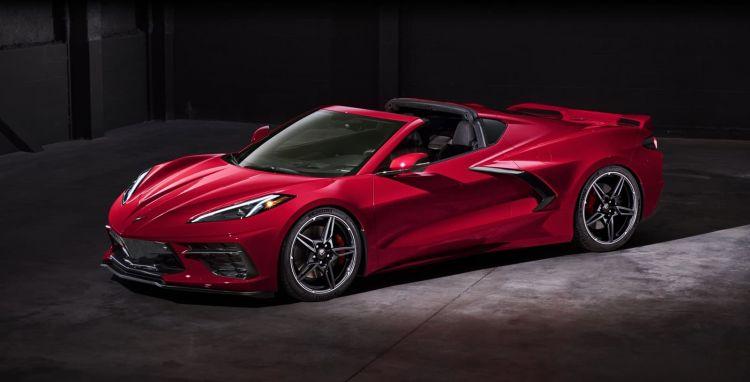 Chevrolet Corvette 2020 0719 014