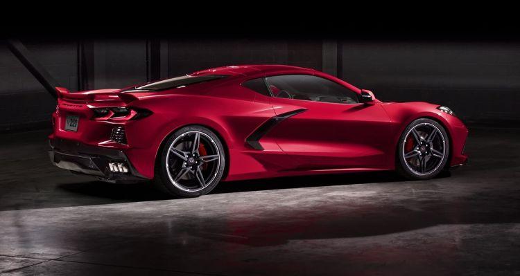 Chevrolet Corvette 2020 0719 017