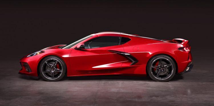 Chevrolet Corvette 2020 0719 036