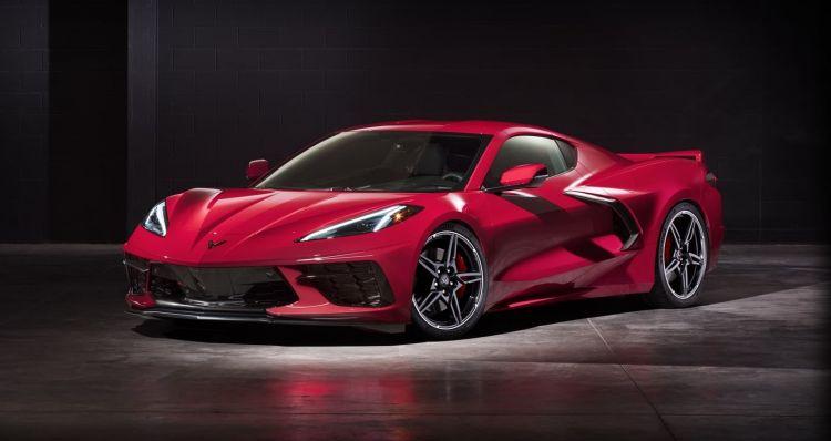 Chevrolet Corvette 2020 0719 041