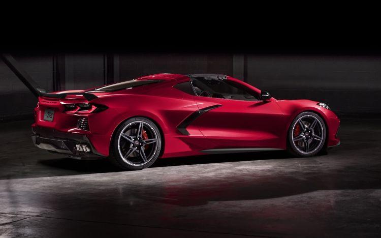 Chevrolet Corvette 2020 0719 049
