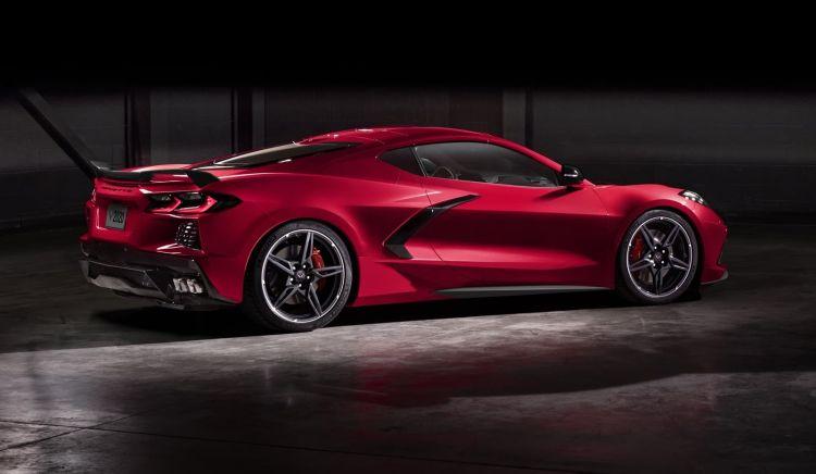 Chevrolet Corvette 2020 0719 050