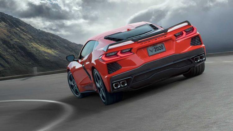 Chevrolet Corvette 2020 0719 055