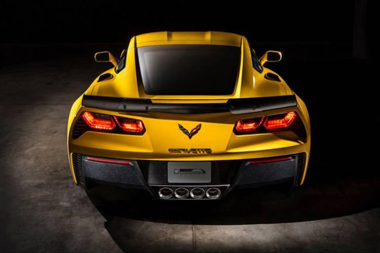 Chevrolet Corvette Z06 y C7.R