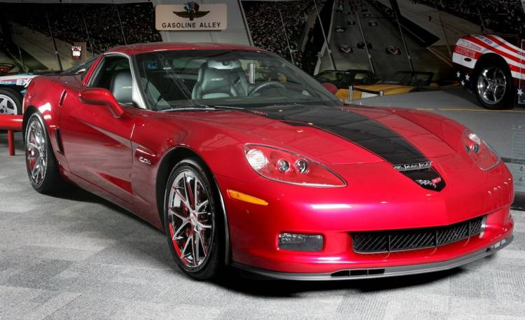 Corvette Z06 427 Special Edition