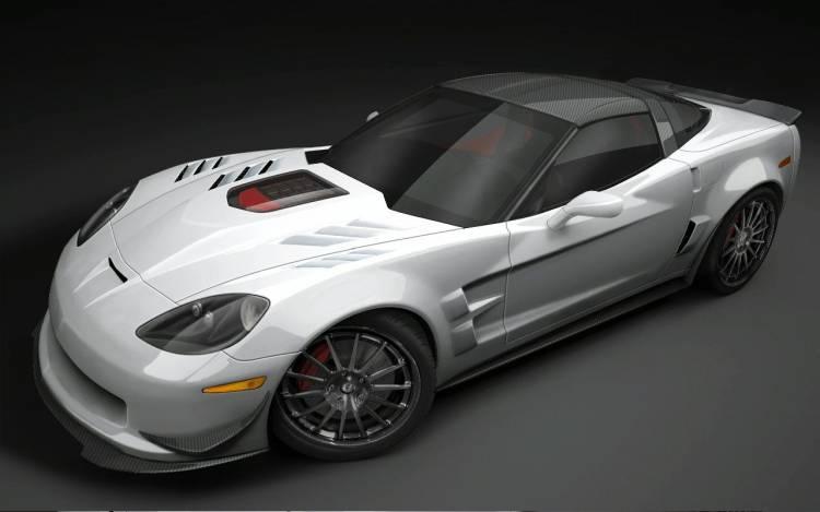 Corvette ZR1 Hennessey ZR700