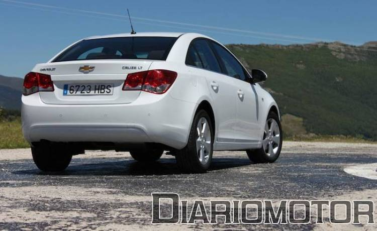 Chevrolet Cruze Familiar