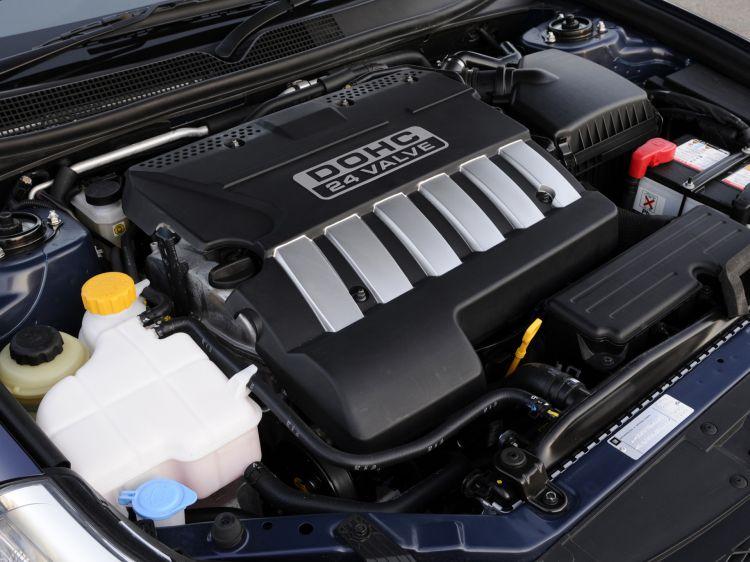 Chevrolet Epica Porsche 1