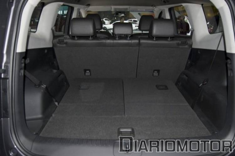Chevrolet Orlando en el Salón de París