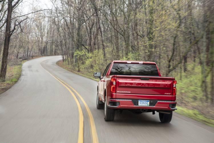 2019 Chevrolet Silverado Rst