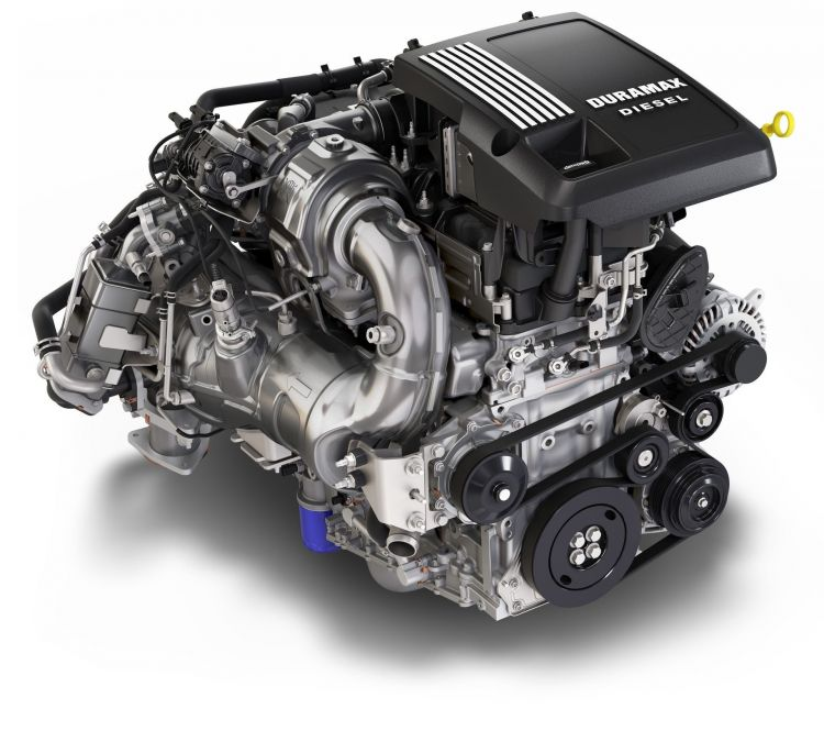 The Chevrolet Silverado's All New 3.0l Duramax Inline Six Turb