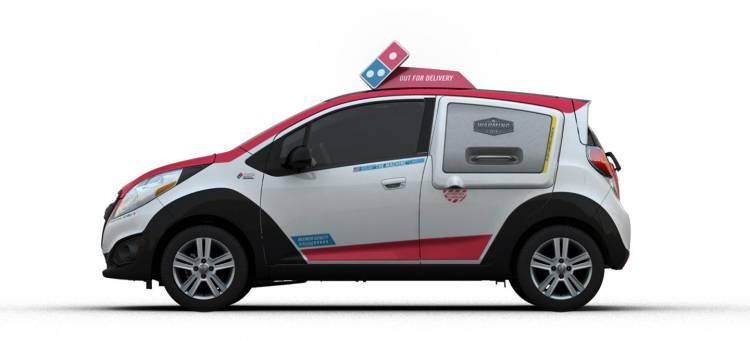 chevrolet-spark-dominos-pizza