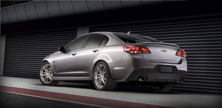 Chevrolet SS, la vuelta a los orígenes de la berlina deportiva Made in USA