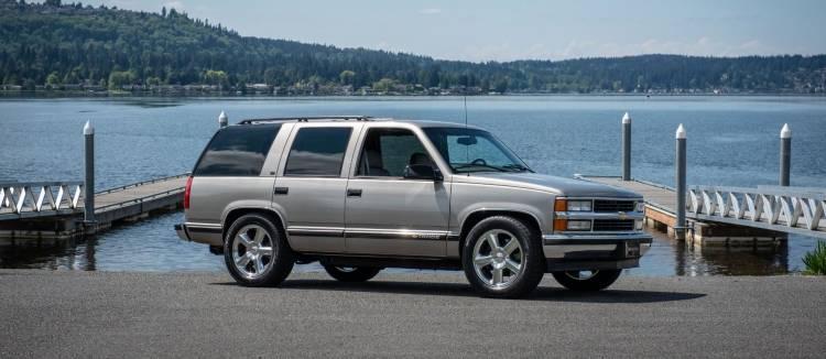 Chevrolet Tahoe Sleeper P