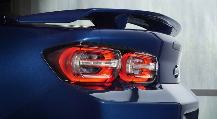 2019 Camaro Features New Led Taillamps With A More Sculptured E