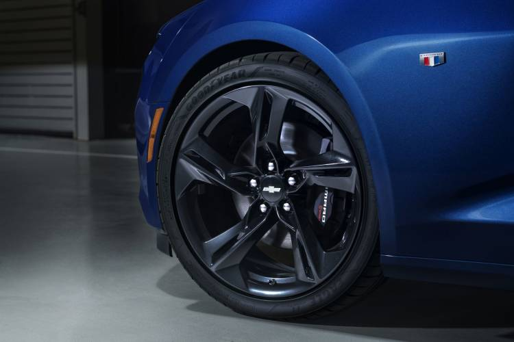 2019 Camaro Ss Offers New, Available 20 Inch Wheel Designs.