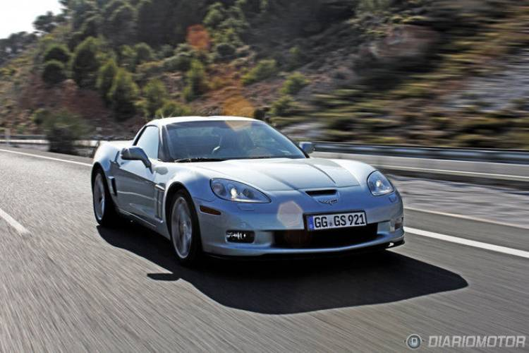 Chevrolet Corvette GS