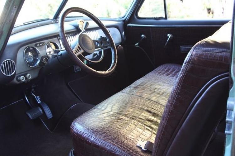 Icon Derelict 1952 Chevy Business Coupe, así debería ser el SEMA Show