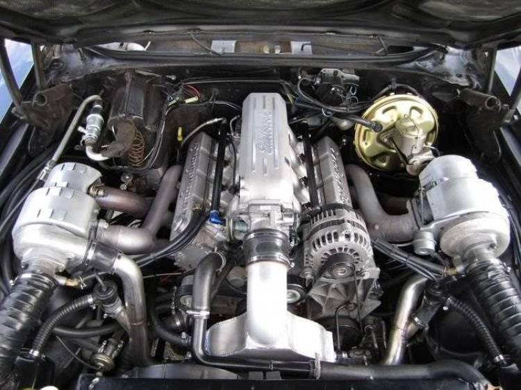 1970 Chevrolet Chevelle Twin-turbo