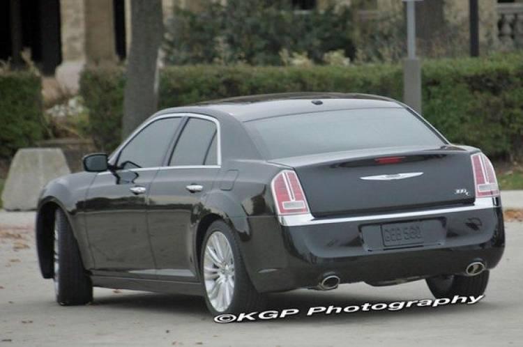 Así es el nuevo Chrysler 300C