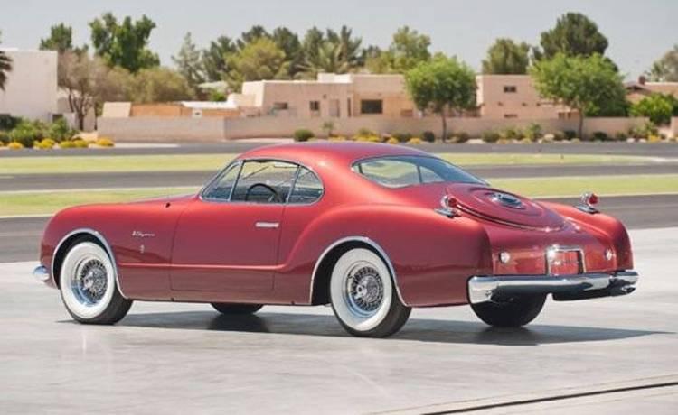 Chrysler Ghia D