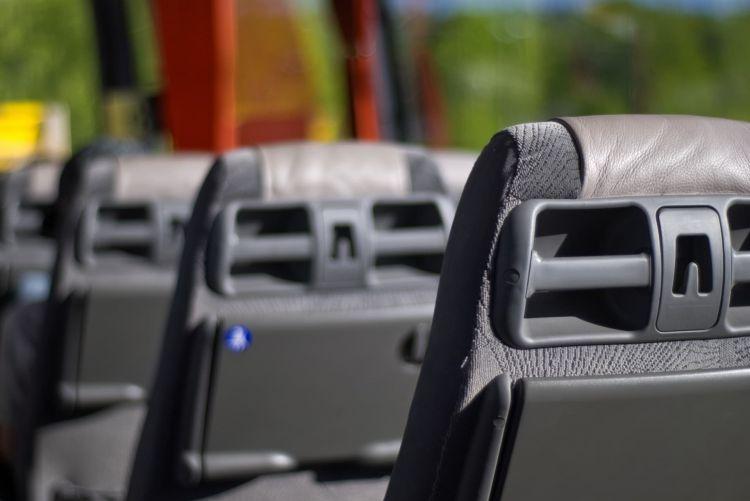 Cinturon Seguridad Autobus Interior 05