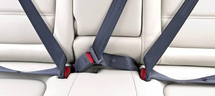 Cinturon Seguridad Primer Coche